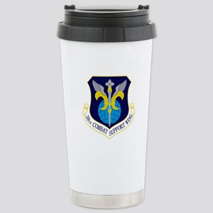 38th CSW Stainless Steel Travel Mug