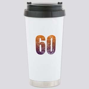 Cool 60th Birthday Stainless Steel Travel Mug
