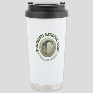 Serengeti NP Travel Mug