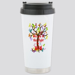 We are in this figh... Travel Mug