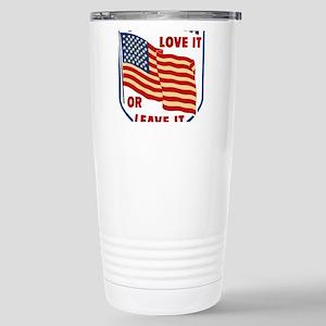 America Love it Travel Mug