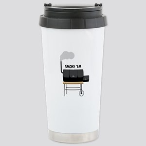 Smoke Em Travel Mug
