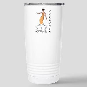 Designer Travel Mug