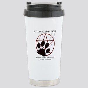 Hell Hounds Rescue wt Mugs
