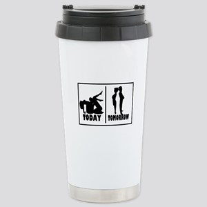 Bachelor Party Stainless Steel Travel Mug