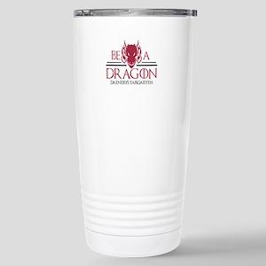 Be A Dragon Ceramic Travel Mug