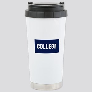 Animal House College Fraternity Frat Stainless Ste