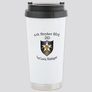 4the BDE 2ID Stainless Steel Travel Mug