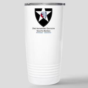 2nd ID Korea Stainless Steel Travel Mug