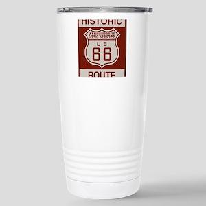 Albuquerque Route 66 Travel Mug