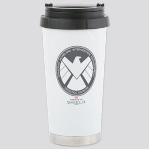 Metal Shield Stainless Steel Travel Mug