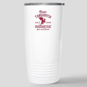 House Targaryen Ceramic Travel Mug