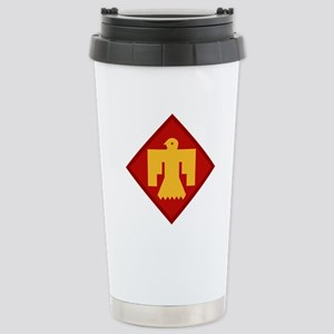 45th Infantry BCT Stainless Steel Travel Mug
