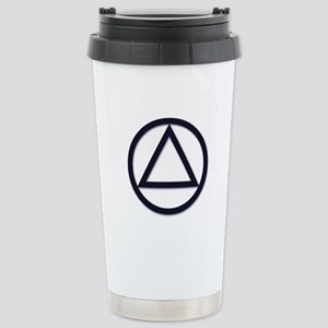 A.A. Symbol Basic - Stainless Steel Travel Mug