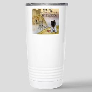 Cairn Terrier Stainless Steel Travel Mug