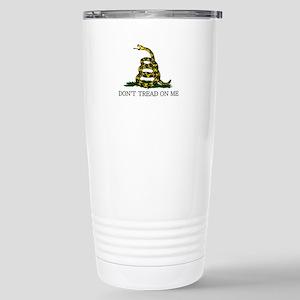 Gadsden Stainless Steel Travel Mug