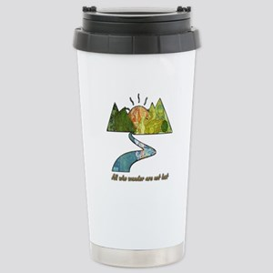 Wander Stainless Steel Travel Mug