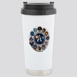 Commemorative Logo Stainless Steel Travel Mug