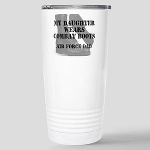 AF Dad Daughter Wears CB Travel Mug