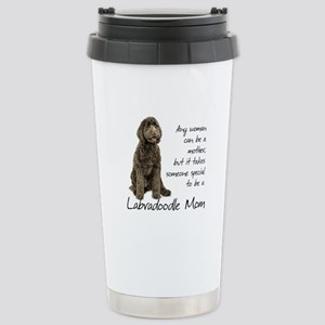 Labradoodle Mom Travel Mug