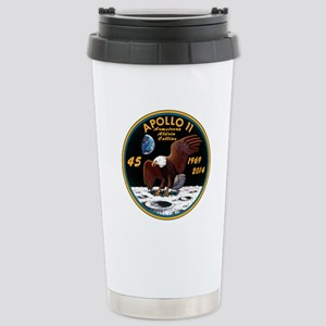 Apollo 11 45th Annivers Stainless Steel Travel Mug