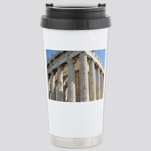 PARTHENON Stainless Steel Travel Mug