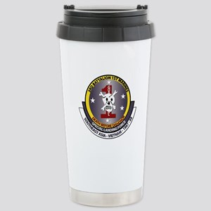 SSI - 3rd Battalion - 1st Marines USMC Stainless S