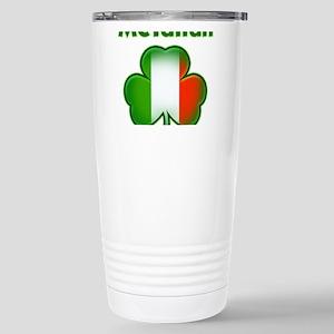 McTalian Stainless Steel Travel Mug