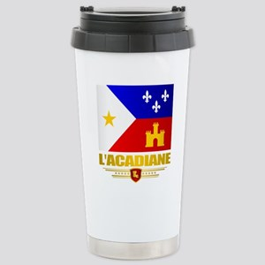 LAcadiane Stainless Steel Travel Mug