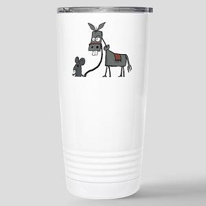 I dont give a... Travel Mug