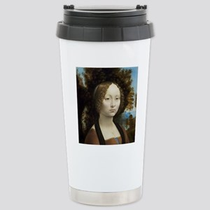 Leonardo da Vinci - Gin Stainless Steel Travel Mug