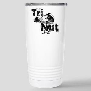TriNut Stainless Steel Travel Mug