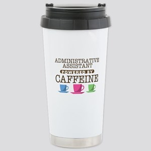 Administrative Assistant Powered by Caffeine Ceram