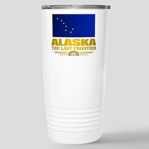 Alaska Pride Stainless Steel Travel Mug