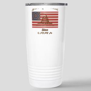 Independent Stainless Steel Travel Mug