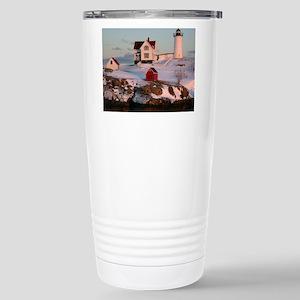Nubble Light Tile Stainless Steel Travel Mug