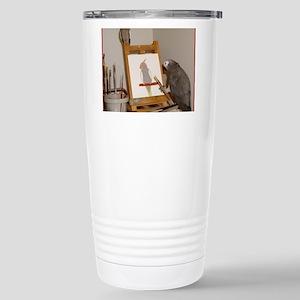 The Artist Stainless Steel Travel Mug