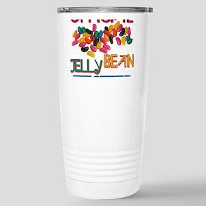 Jelly Bean Tester Stainless Steel Travel Mug