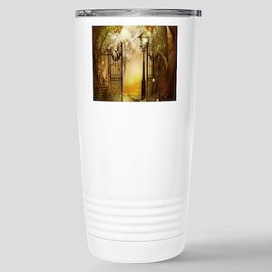 Fairy Woodlands 8 Stainless Steel Travel Mug