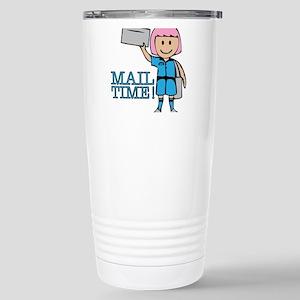 Mail Time Travel Mug