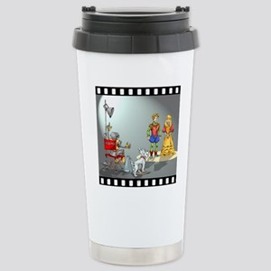 FinalsaracharlzactAnimH Stainless Steel Travel Mug