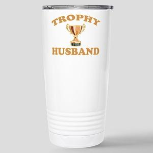 trophy husband Stainless Steel Travel Mug