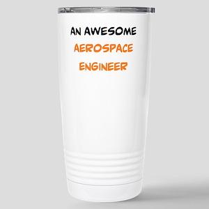 awesome aerospace 16 oz Stainless Steel Travel Mug