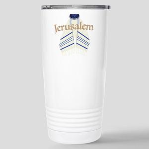 Jerusalem Travel Mug