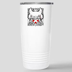 wolf princess Stainless Steel Travel Mug