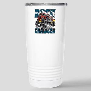 Rock Crawler 4x4 Stainless Steel Travel Mug