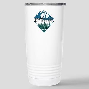 Crater Lake - Oregon Stainless Steel Travel Mug