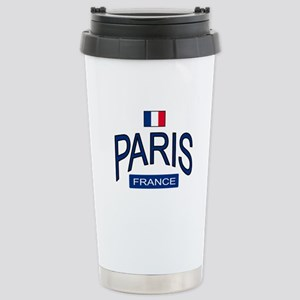 Paris France Large Mugs