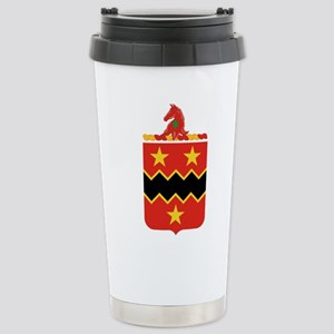 16th Field Artillery.pn Stainless Steel Travel Mug