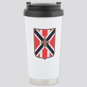 111th Army Field Artill Stainless Steel Travel Mug